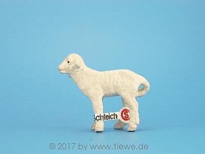 stehend Schleich 13285 Schäflein